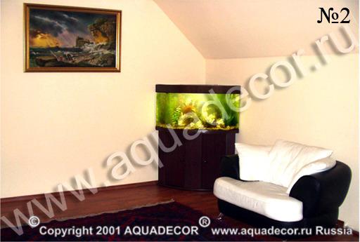 тумбы и столы под аквариум