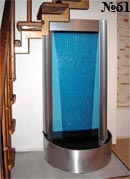 Декоративный водопад от компании АКВА-ДЕКОР изготовлен из акрилового стекла и декоративного пластика.